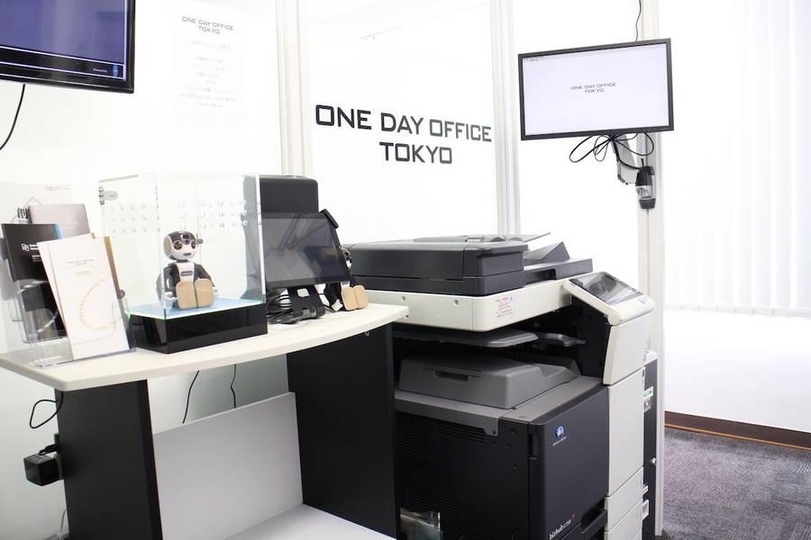 代々木駅前 30秒!4階会議室Ⅱ セミナー会場・会議室 ワン・デイ・オフィス・トーキョー4階(ONE DAY OFFICE TOKYO)目印は1階スターバックス