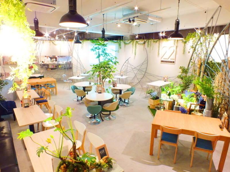 吉祥寺駅から徒歩5分!カフェの完全個室でプライベートレッスンや集中して勉強がしたい方におすすめ!