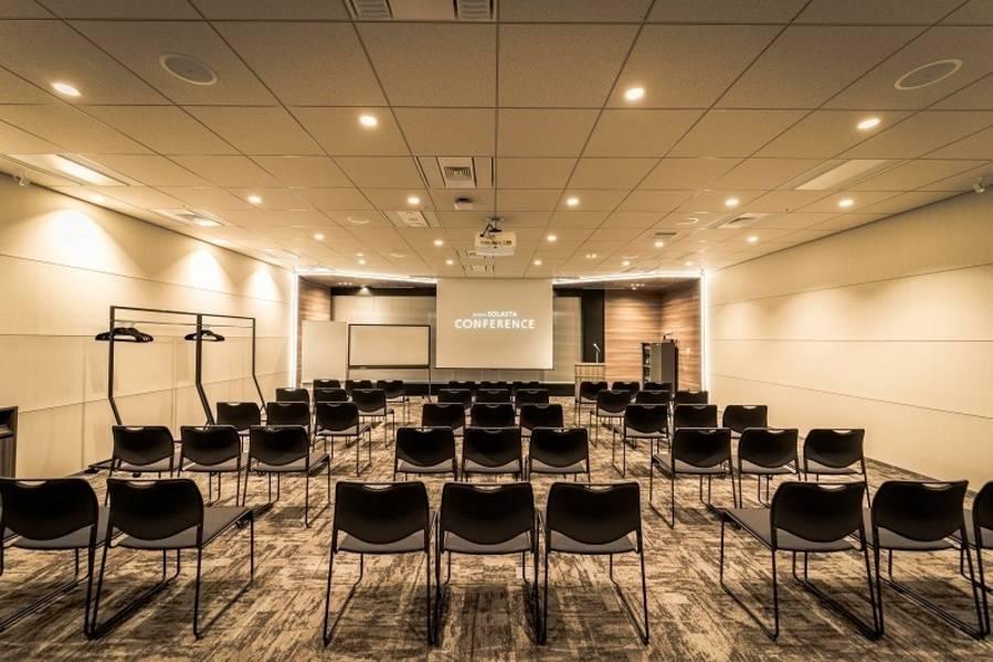 【渋谷/貸し会議室/ハイグレード】2019年6月NEWオープン!渋谷ソラスタコンファレンス 会議室名:4E【デザイナーズ/おしゃれ】