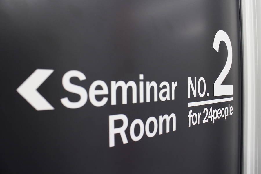 【朝会・交流会主催者向け】代々木駅前 30秒! 4階会議室Ⅱ セミナー会場・会議室 ワン・デイ・オフィス・トーキョー4階(ONE DAY OFFICE TOKYO)目印は1階スターバックス