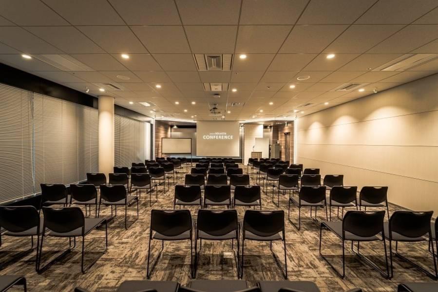 【渋谷/貸し会議室/ハイグレード】2019年6月NEWオープン!渋谷ソラスタコンファレンス 会議室名:4G【デザイナーズ/おしゃれ】